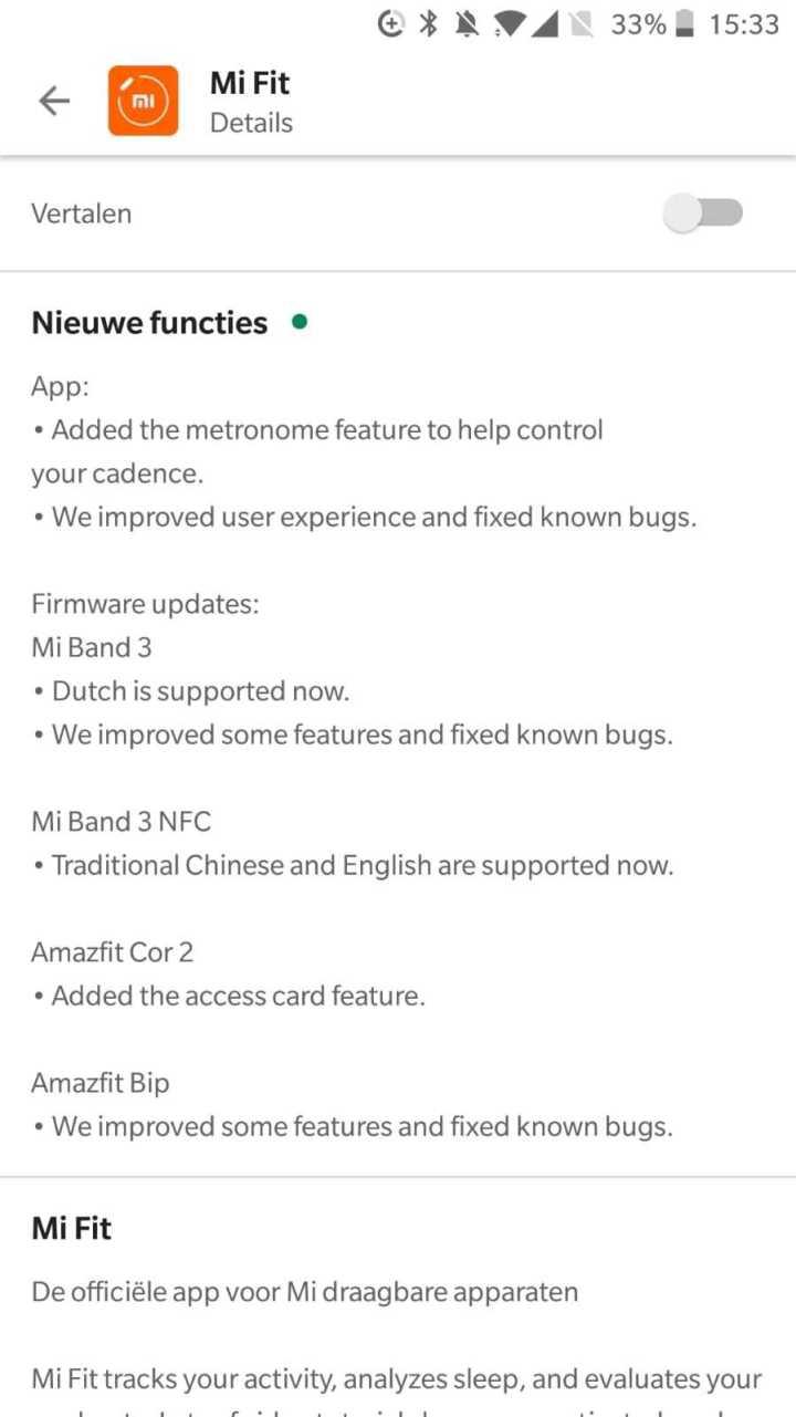 Xiaomi-Mi-Band-3-update