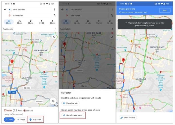 Google-Maps-Stay-Safer