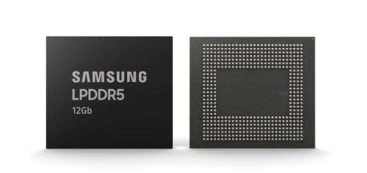 Samsung-LPDDR5-werkgeheugen