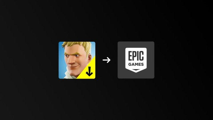 Fortnite-Epic-Games-app