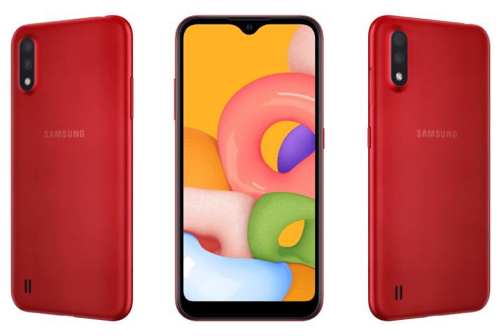 Samsung_Galaxy_A01-rood