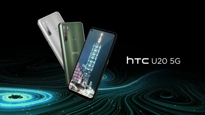 HTC-U20-5G