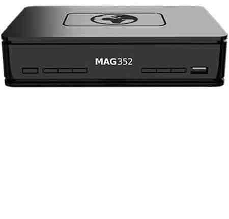 Mag352 IPTV Box