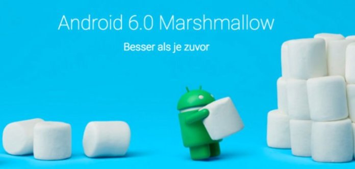 Android 6.0 Marshmallow Update-Images  für Nexus 5, 6, 7, 9 und Player online 1