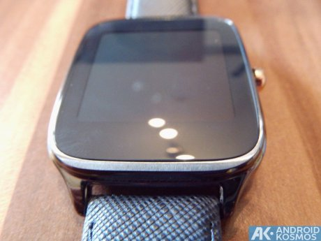 Test / Review: ASUS ZenWatch 2 (WI501Q) Smartwatch mit unboxing Video 15