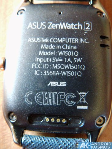 Test / Review: ASUS ZenWatch 2 (WI501Q) Smartwatch mit unboxing Video 32