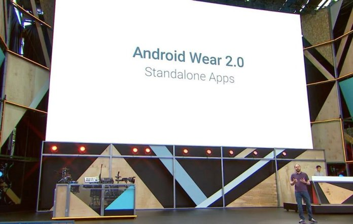 Google I/O: Android Wear 2.0 wird autark mit standalone-Apps 1