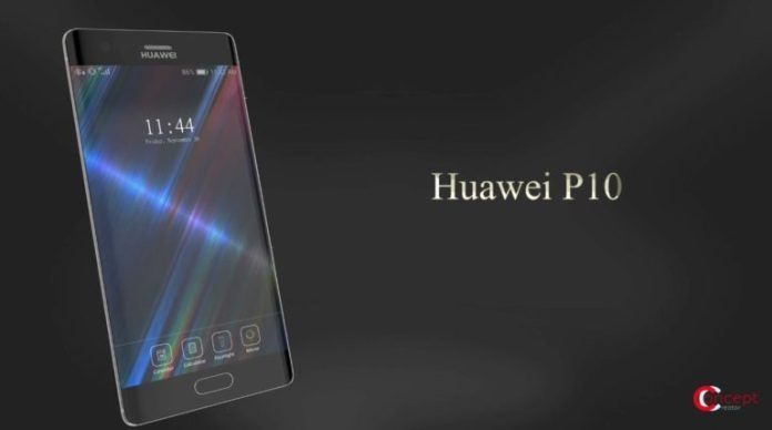 Huawei P10: Concept-Video zeigt Dual-Edge Display 2