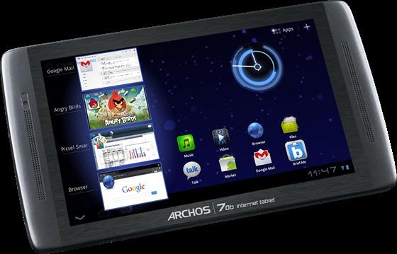 A70b internet tablet