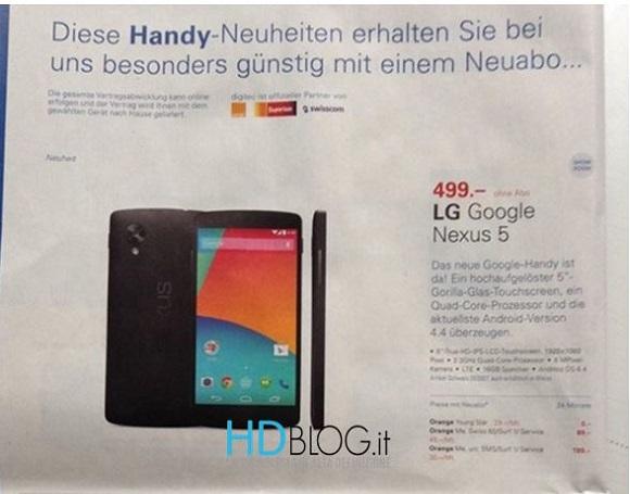 nexus-5-svizzera