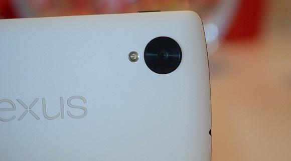 Fotocamera Nexus 5