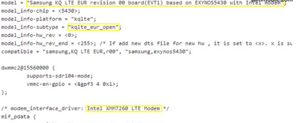 Intel-Modem