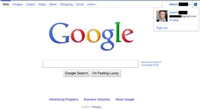 google-homepage-test-feb2011