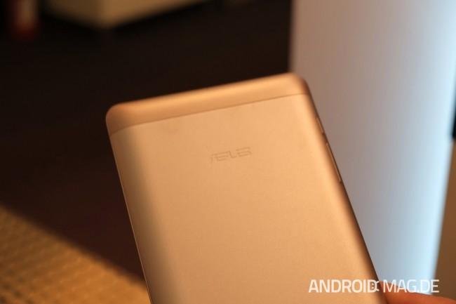 Das Gerät ist 7 Zoll groß, angetrieben wird es von einem Intel-Prozessor. Foto: androidmag.de