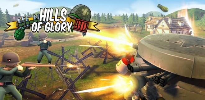 Hills of Glory 3D_main