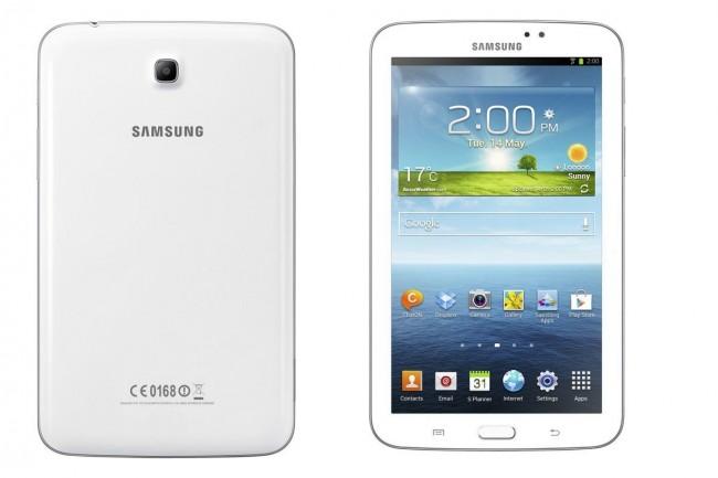 Kommt in Zukunft auch mit einem Intel-Chip daher: Das Samsung Galaxy Tab 3 10.1