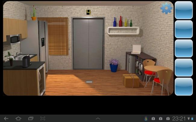 In diesem Spiel gilt es verschiedene Gegenstände zu finden und diese geschickt einzusetzen.