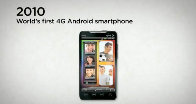 15 Jahre Innovationen von HTC auf dem Smartphone-Markt