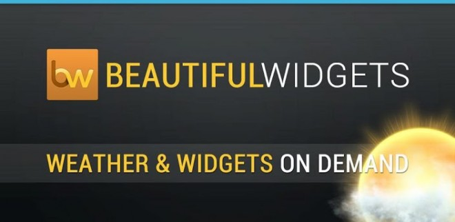Beautiful Widgets Free_main