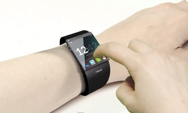 3D-Render-Konzept einer Google Smartwatch / Bildquelle: Android Authority