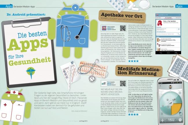 Die besten Apps für Ihre Gesundheit (2 von 6 Seiten)