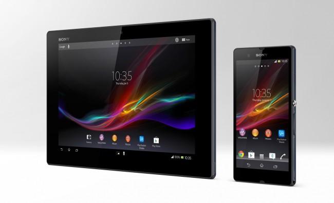 Sony Xperia Tablet Z / Bildquelle: Sony