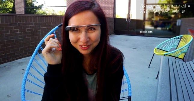 Google Glass scheint besonders im Alltag Erleichterungen zu bringen. (Bild: androidauthority)