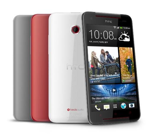HTC Butterfly s in verschiedenen Farben. (BQ: HTC)
