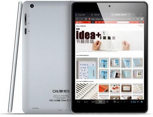 Eine gewisse Ähnlichkeit zu den Produkten eines gewissen Obsthändler ist den Tablets von Chuwi nicht abzusprechen (Bildquelle: imp3.net)
