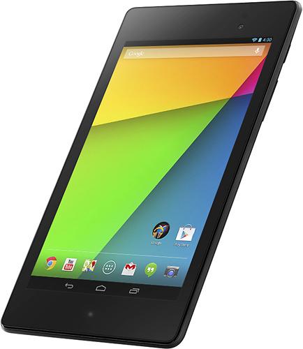 Das neue Nexus 7 Tablet ist ab sofort im Play Store erhältlich. Foto: Google.