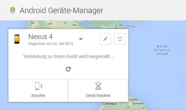 android-geräte-manager