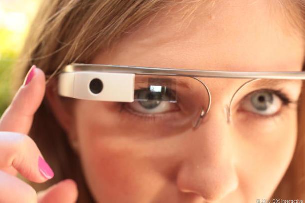 Gehört Google Glass bald zur Standardausrüstung eines jeden Polizisten? (Quelle: zdnet.de)