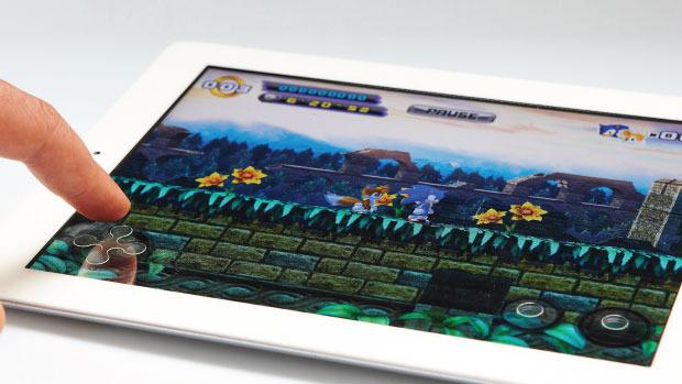 """Das """"Invisible Gamepad"""" soll sowohl auf Smartphone und Tablet das Spielvergnügen maximieren. (Foto: Kickstarter)"""