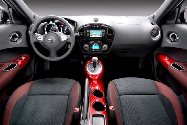 Der Nissan Juke hat im n-tec-Sondermodell das Infotainment-System NISSANConnect inklusive 5,8 Zoll großen Touchscreen und Google-Funktionen zu bieten.