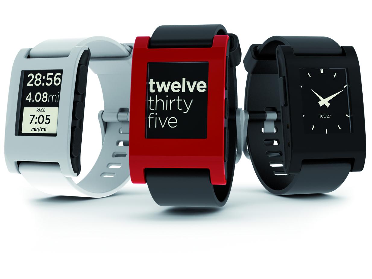 Pebble Smartwatch ist jetzt auch in Deutschland erhältlich