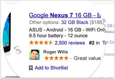 Wenn dein Freund Roger das Tablet mag, bist du vielleicht eher gewillt, es dir anzusehen... (Bildquelle: Google)