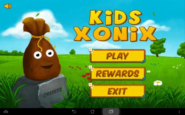 Kids Xonix 2