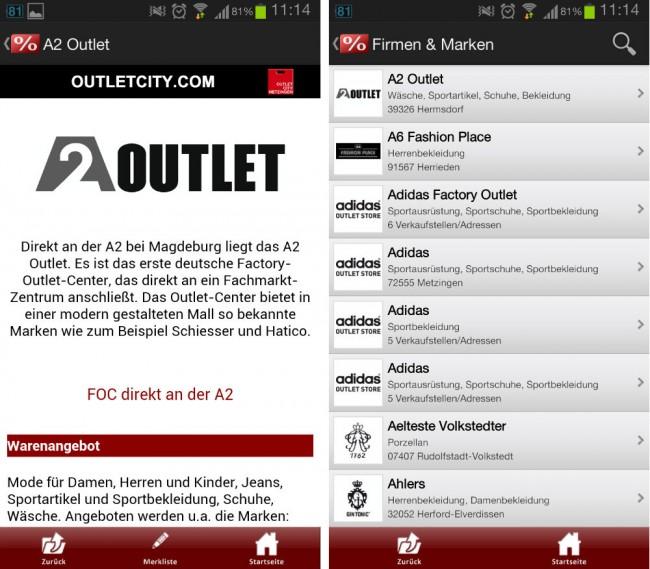 Die App Schnäppchenführer verrät dir, wo Markenprodukte zu günstigen Preisen erhältlich sind.