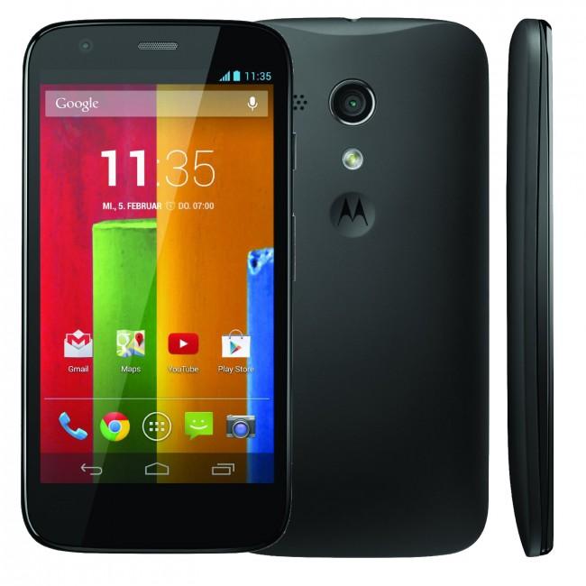 Das Moto G ist ein Low-Budget Smartphone mit einer sehr guten Ausstattung.