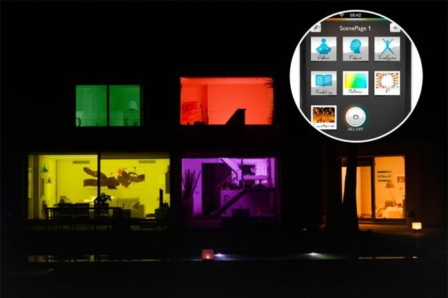Philips Hue: Die LED-Lampen bieten für jede Stimmung das richtige Licht. (Bild: Philips)