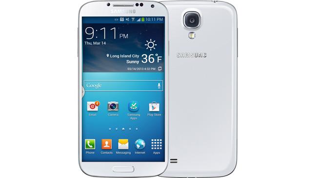 Der Nachfolger des Galaxy S4 soll eine Pixeldichte von 560 ppi aufweisen.