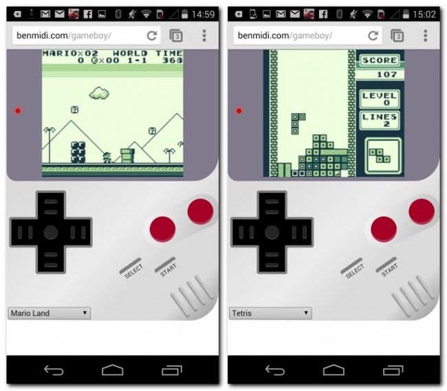 Jeder der einen Gameboy Zuhause hat oder hatte, kennt sicherlich eines der altbekannten Spiele Mario-Land oder Tetris.