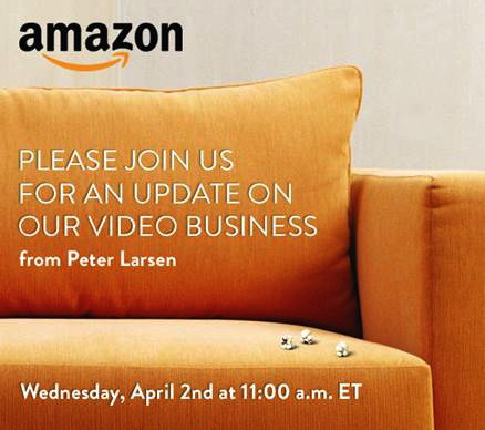 Amazon-Einladung-Video-Event