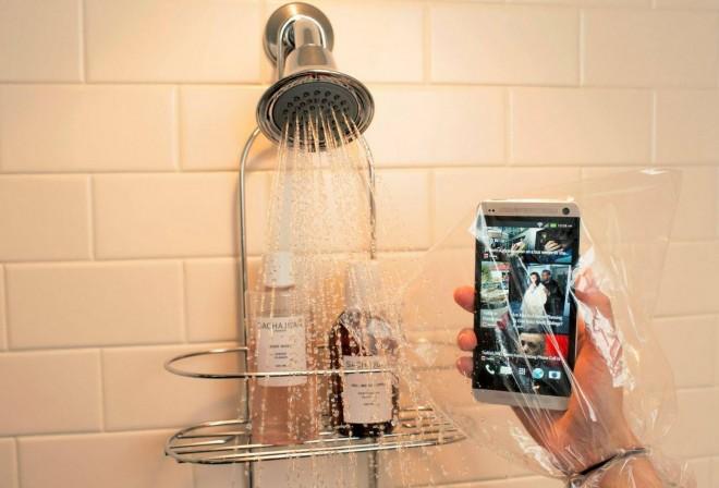 HTC-One-Dusche