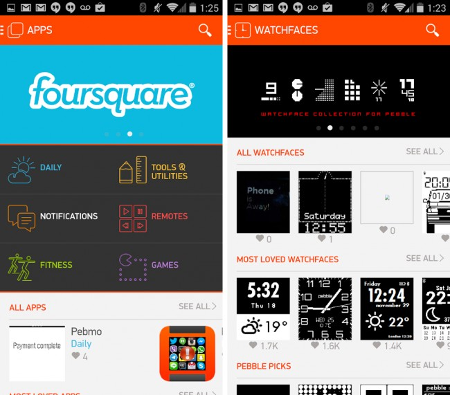 Der neue Store fasst die verfügbaren Anwendungen an einem Ort zusammen.