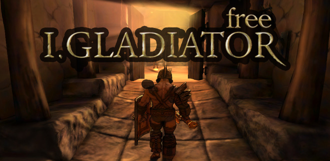 I, Gladiator Free main