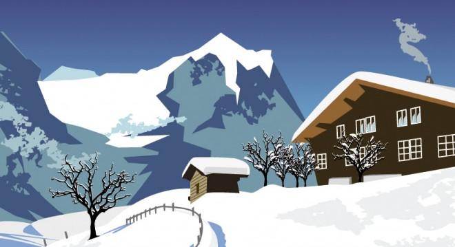 Diesen abgelegenen Bauernhof in Tirol hat sich Google für die unglaubliche Summe von 20 Mrd. Dollar unter den Nagel gerissen. Wieso? (Foto: shutterstock.com / upstudio)