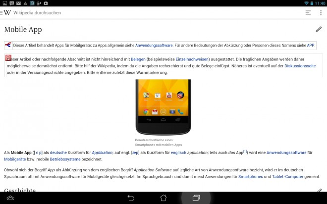 Die Wikipedia gibt sich ab sofort modern. Die Funktionen können in einer Beta bereits getestet werden.