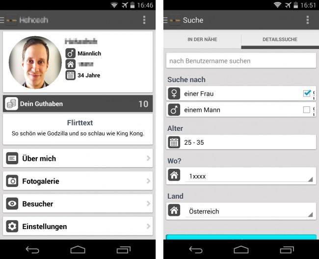 In der Flirt-Community CityChatter.de findest du gleichgesinnte Mitmenschen aus Deutschland, Österreich und der Schweiz. Ein Portraitfoto und ein vielversprechender Flirttext in deinem Profil erhöhen deine Chancen.